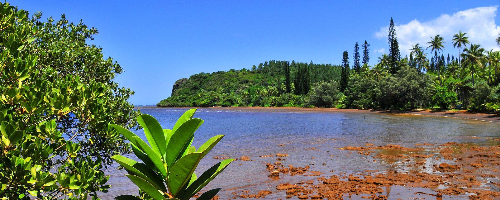 Grande Terre , die Südspitze , Neukaledonien