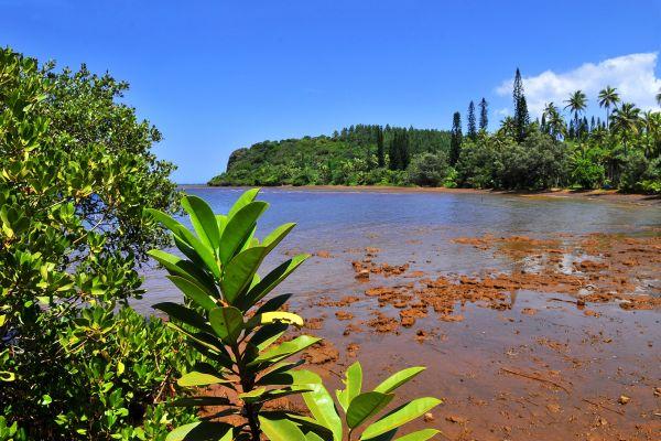 Grande-Terre , La pointe Sud , Nouvelle-Calédonie