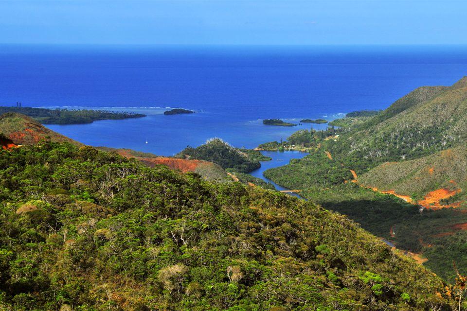 Grande Terre , die Südspitze , Der höchste Punkt im Süden der Insel , Neukaledonien