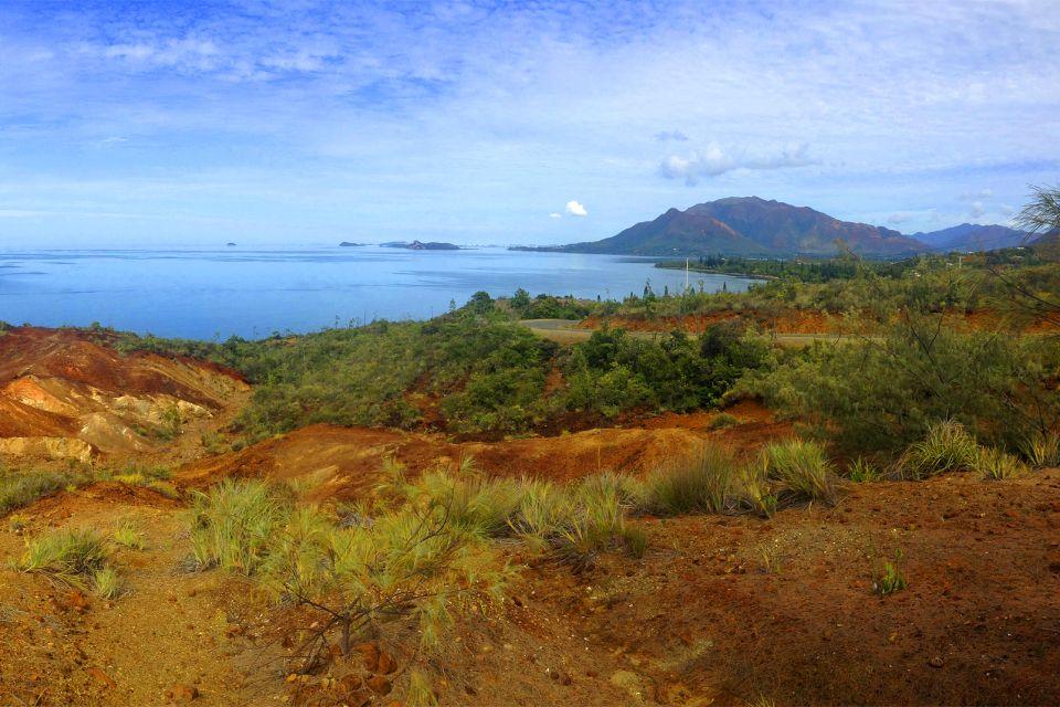 Grande Terre , die Südspitze , Ein ausgetrocknetes Gebiet , Neukaledonien