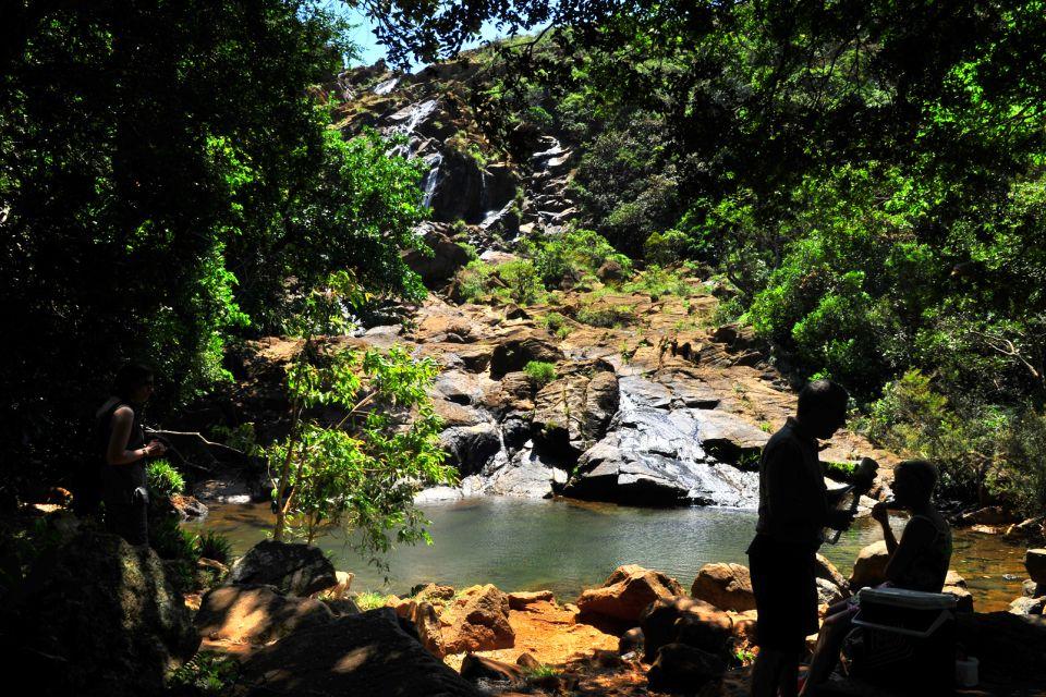 Grande Terre , die Südspitze , Kleiner Wasserfall , Neukaledonien