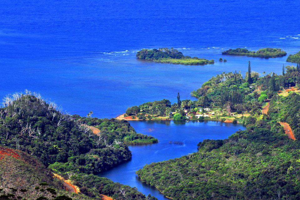 Grande Terre , die Südspitze , Ein Land am Ozean , Neukaledonien