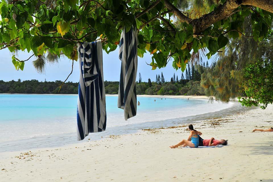 Die Insel der Pinien , die Grotten , Neukaledonien