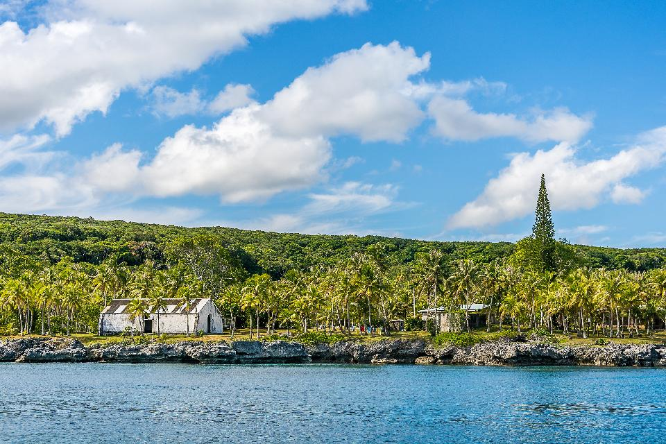 Les îles Loyauté , Maré , Nouvelle-Calédonie