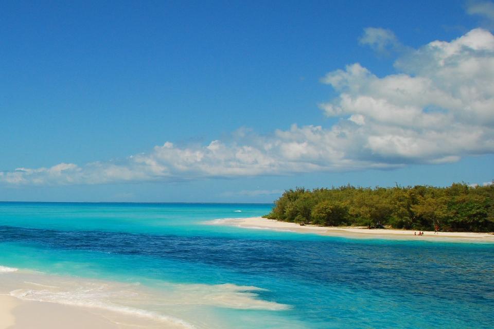 Les îles Loyauté , Ouvéa , Nouvelle-Calédonie