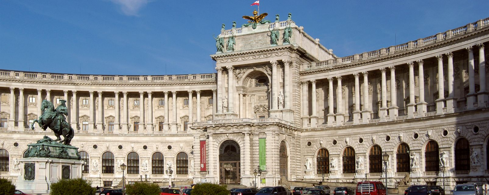 The Imperial Palace, Castles, Vienna, Austria