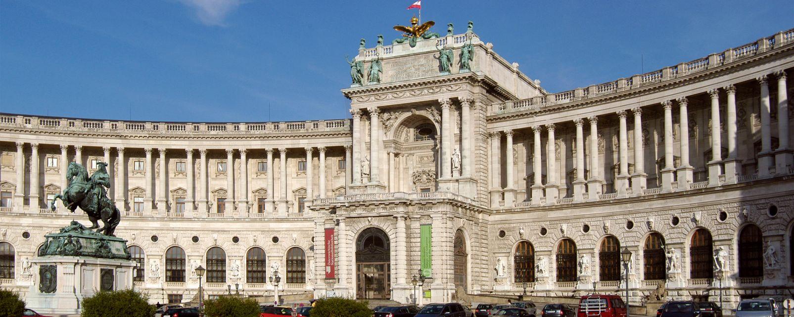 Der Kaiserpalast, Die Schlösser, Wien, Österreich