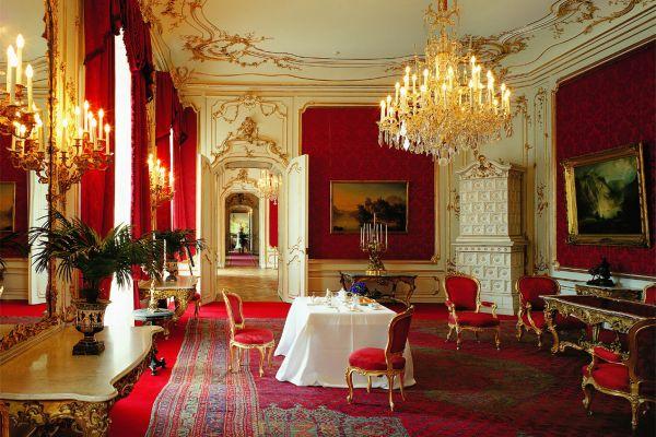 Der Kaiserpalast (2), Der Kaiserpalast, Die Schlösser, Wien, Österreich