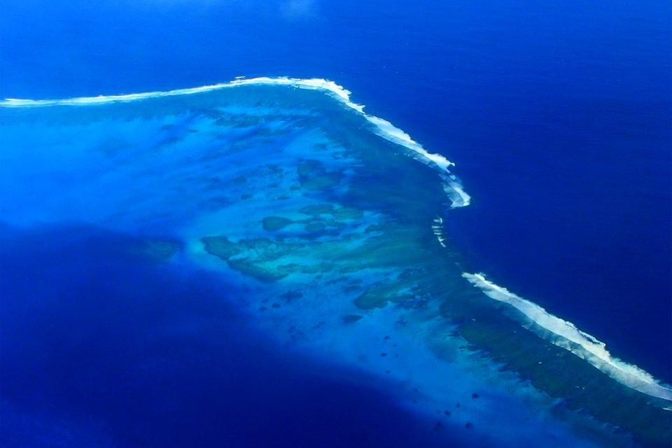 Grande Terre - die Lagune, Die Küsten, Neukaledonien