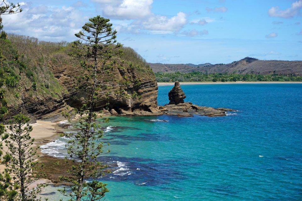 Les côtes, Bourail, Caledonie, Grande Terre, Grande-Terre, Nouvelle Caledonie, océanie, france, lagon
