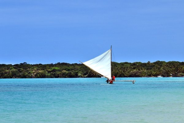 The Isle of Pines , Upi bay , The Isle of Pines , Upi Bay , New Caledonia
