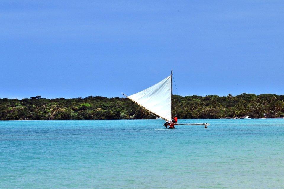Pinien-Insel - Die Upi Bay, Die Insel der Pinien - die Upi-Bucht, Die Küsten, Neukaledonien
