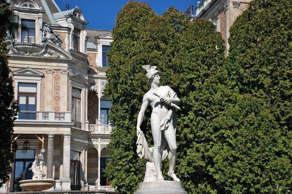 La villa Hermès , Autriche