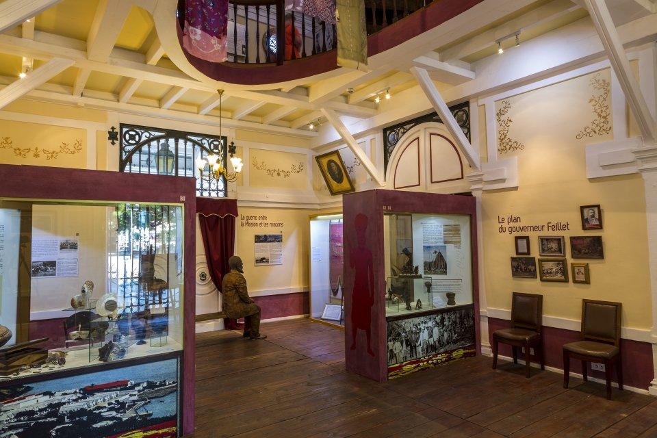 Les arts et la culture, Nouvelle-calédonie, outre-mer, mélanésie, france, musée, océanie, histoire