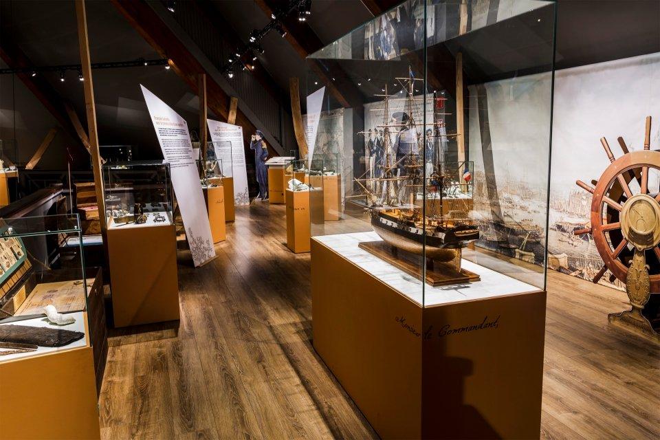 Grande Terre - Nouméa - Le Musée maritime de Nouvelle-Calédonie, Les arts et la culture, Nouvelle-Calédonie