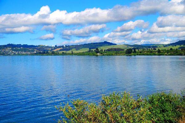 North Island , El Parque Nacional de Tongariro , Nueva Zelanda