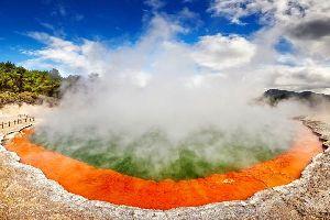 Nordinsel , die Thermalquellen , North Island , Die Thermalquellen , Neuseeland