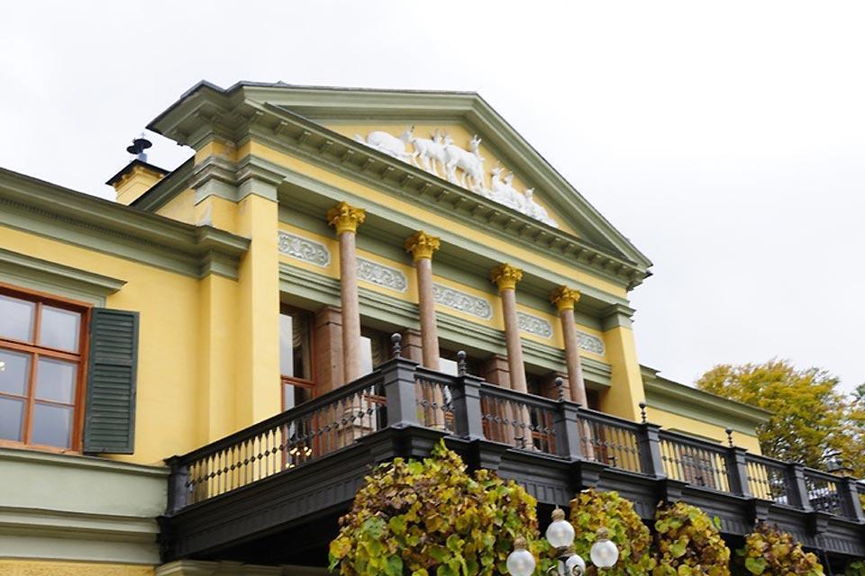 The Imperial Villa at Bad Ischl , Austria