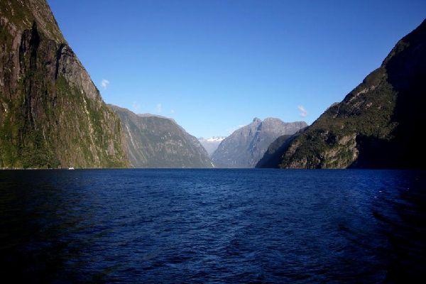 South Island , Fiordland national park , New Zealand