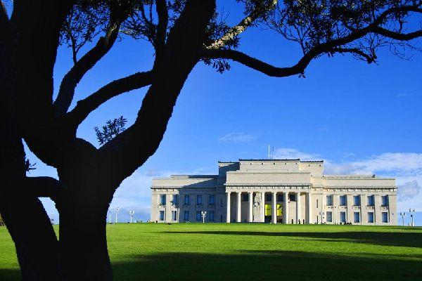 El Auckland City Art Gallery , Nueva Zelanda