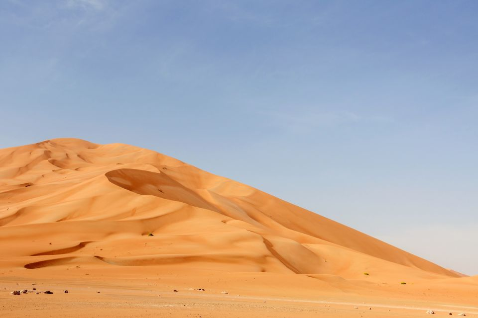 Dhofar, Los paisajes, Sultanato de Omán