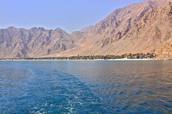 La penisola del Musandam , La penisola del Musandam, Zighy Bay , Oman