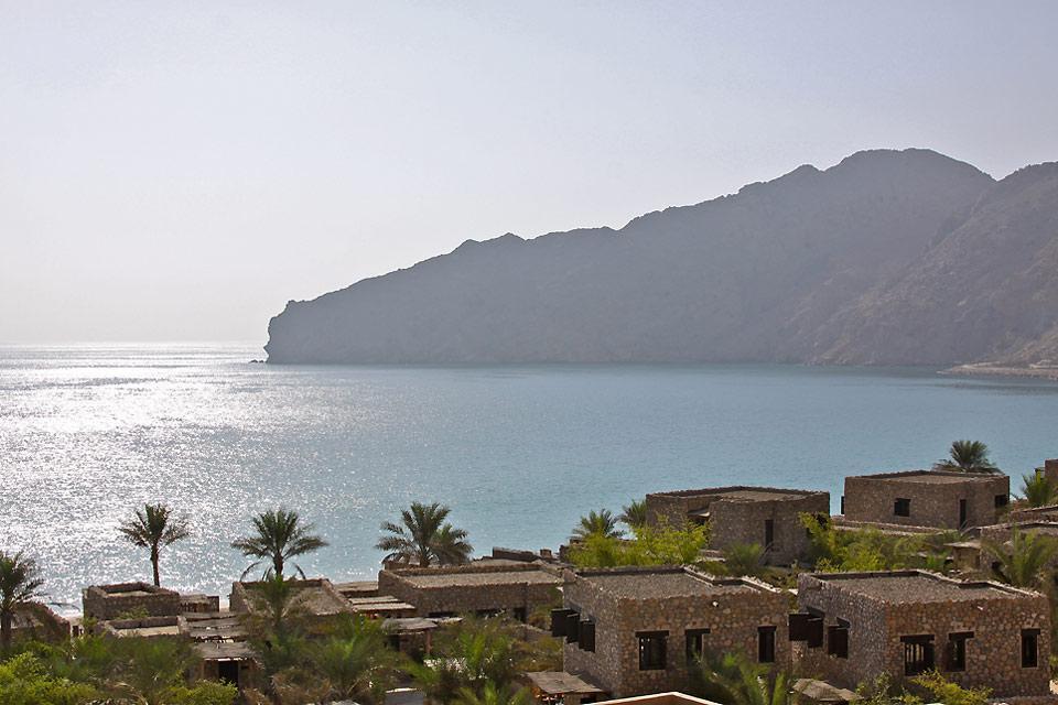 La péninsule du Musandam , Recoin caché de la péninsule du Musandam , Sultanat d'Oman