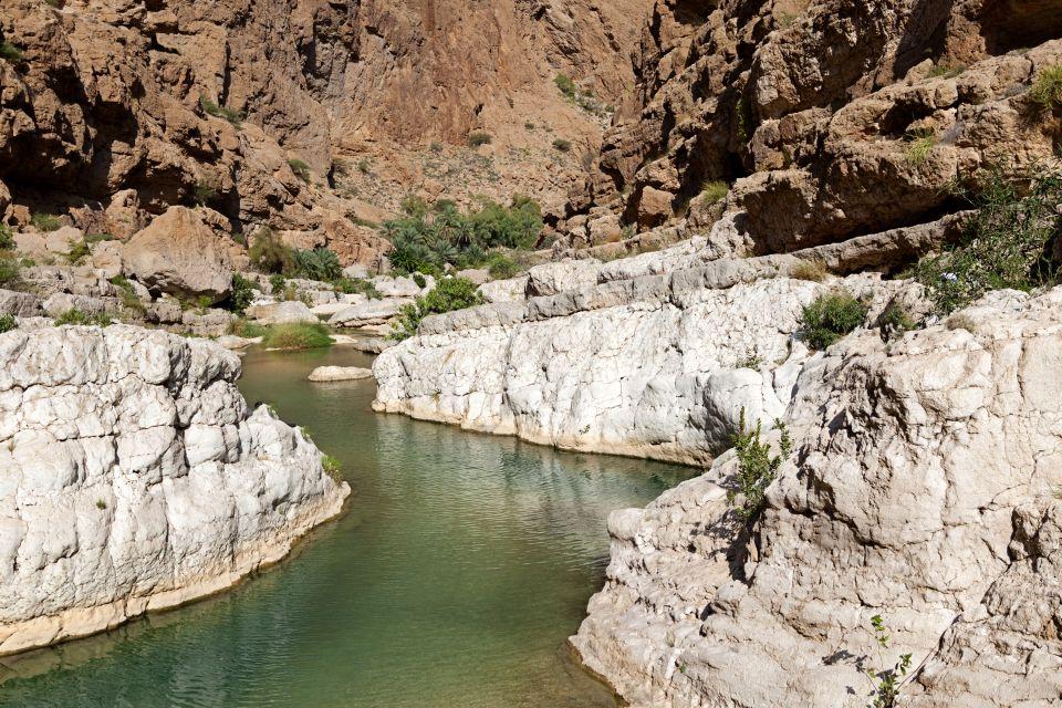 Les côtes, moyen-orient, proche-orient, oman, sultanat, Sharqiyah, Sharqiya, Wadi Tiwi
