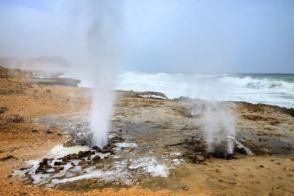 Les côtes, Dhofar, côte, oman, sultanat, moyen-orient, proche-orient, geyser, thermes, Al Mughsayl, Salalah
