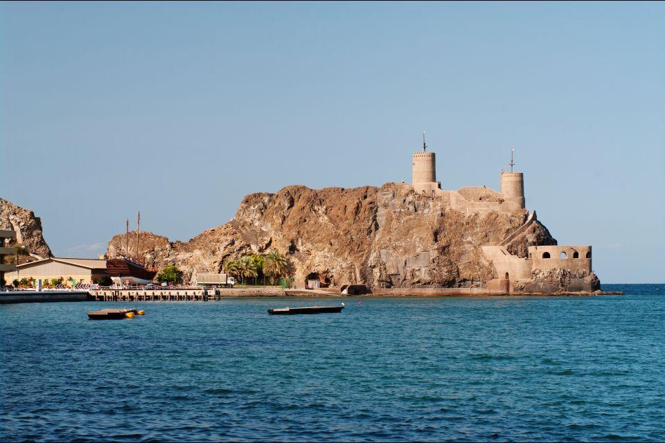 Les monuments, Oman, sultanat, moyen-orient, mascate, muscat, vieille ville, tradition, fort, al jalali