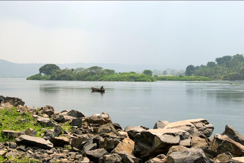 Lake Victoria, Landscapes, Uganda