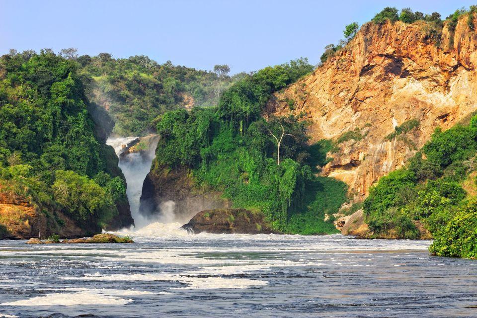 Murchison waterfalls national park, Landscapes, Uganda