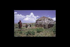 Le Musée d'Histoire de Tachkent , Ouzbékistan