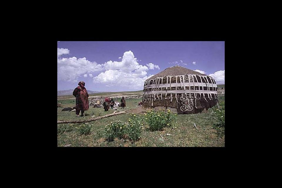 El Museo de Historia de Tashkent , El Museo de Historia de Tachkent , Uzbekistán