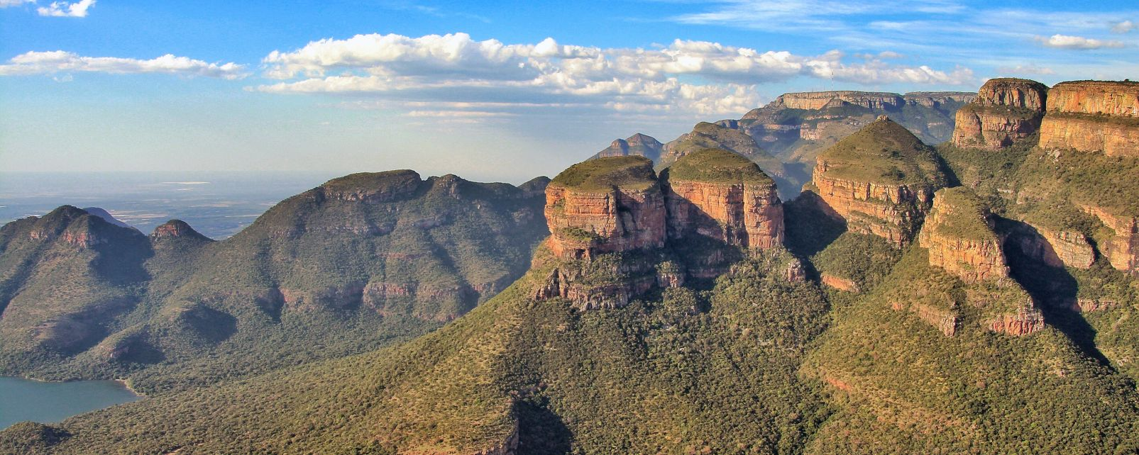 Der Norden Südafrikas, Der Norden, Die Landschaften, Südafrika