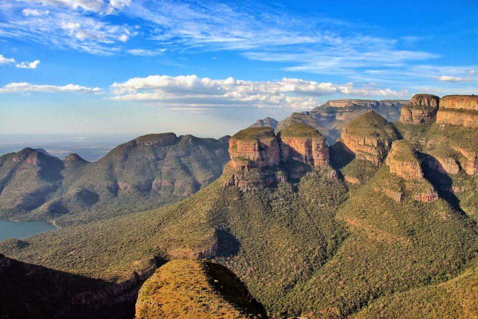 Les paysages, Travel, Tourism, Limpopo, afrique du sud, afrique, Blyde River, Drakensberg, Canyon, Rondavels, Three Rondavels