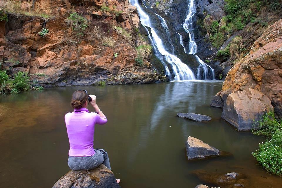 Le Nord , Chute d'eau en Afrique du Sud , Afrique du Sud