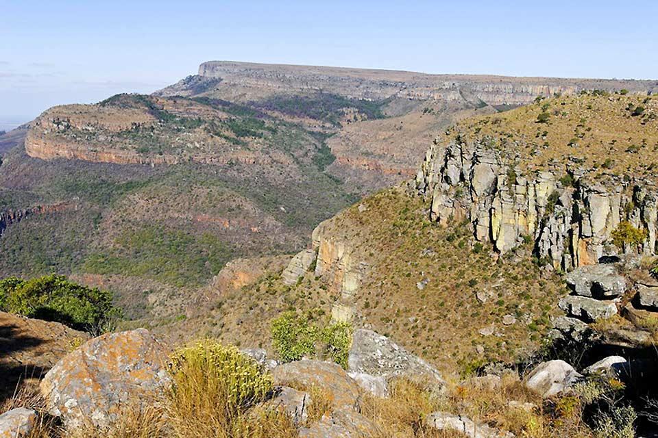 Le Nord , Le Gauteng , Afrique du Sud