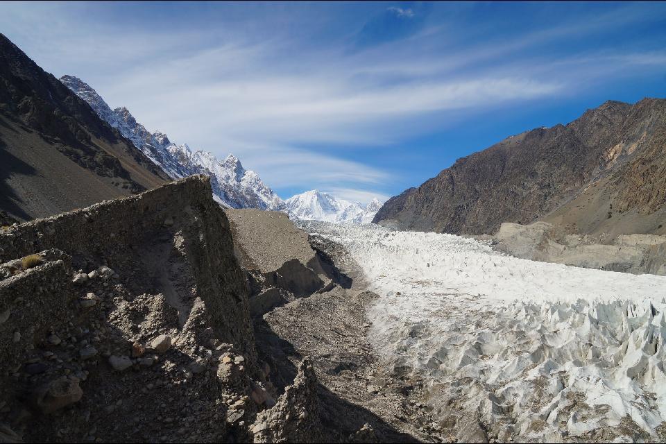 Les glaciers , Pakistan