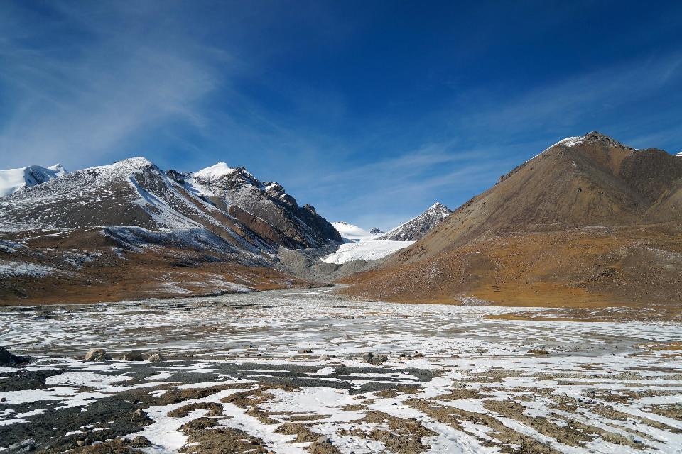 Khunjerab Pass hiking itinerary , The Khunjerab Pass route , Pakistan