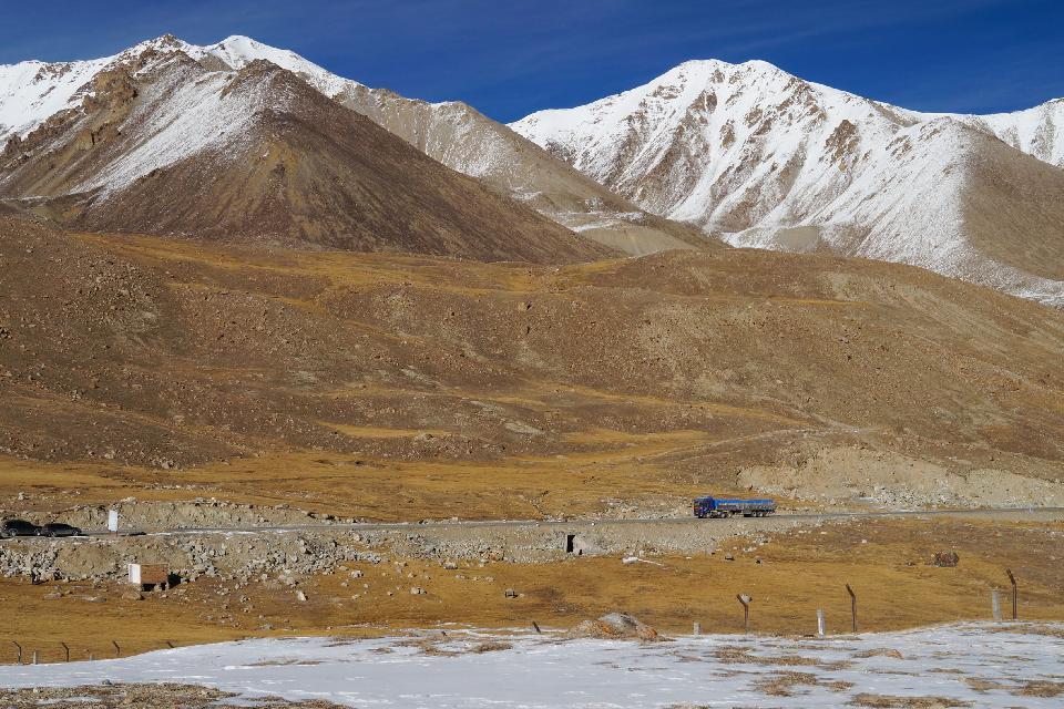Khunjerab Pass hiking itinerary , Pakistan