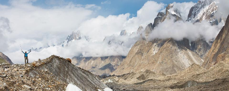 El itinerario del territorio Kalash