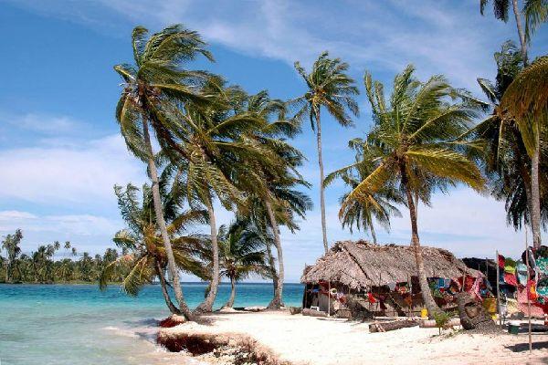 San Blas archipelago , Panama