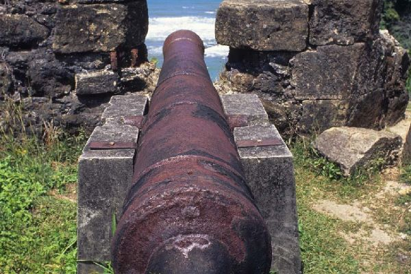 The historic legacy , Historic ruins , Panama