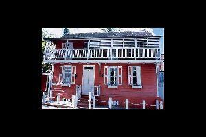 Balcony House Museum , El museo en el balcón , Bahamas