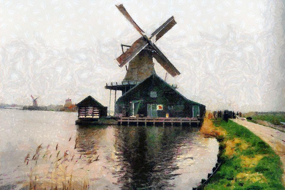 Fine arts , The Netherlands