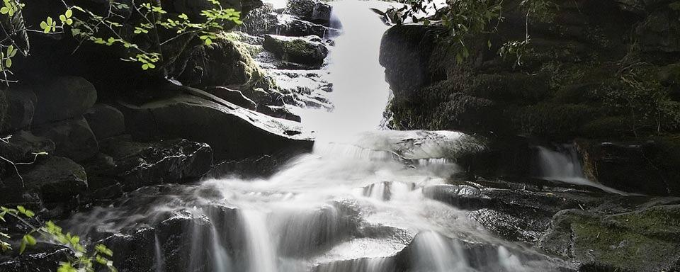 Brecon United Kingdom  City pictures : ... Park , Waterfall in the Brecon Beacons, Wales , United Kingdom