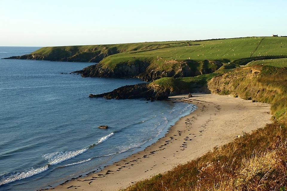 Die Halbinsel Llyn , Die Halbinsel von Wales , Großbritannien