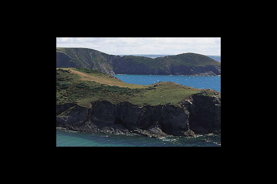 Die Halbinsel Llyn , Großbritannien