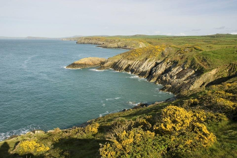 Die Westküste , Die Westküste von Wales , Großbritannien